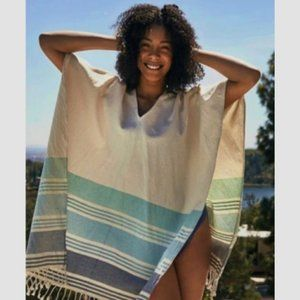 Tribe Alive Kaftan Cover Up One Size